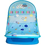 Ole Baby Duck Aqua Animal Print Soft Fabric Cradle Baby Bather 0 to 6 months