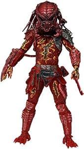 "NECA Predators Lava Planet Series 10 - 7"" Action Figure"