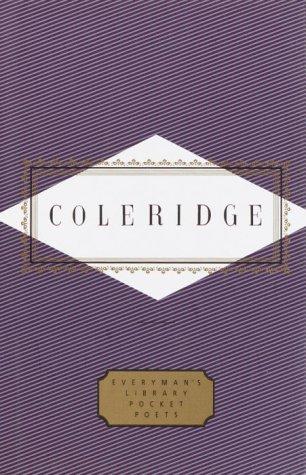 Coleridge: Poems and Prose (Everyman's library pocket poets)