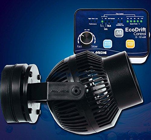 Pumps (water) Able Aqua Medic Ecodrift 20.1 Wave Maker Current Pump With Controller New Fish & Aquariums