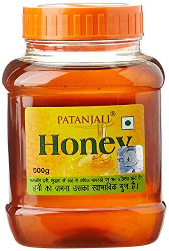 Patanjali Honey, 500g 5121KyWUQfL