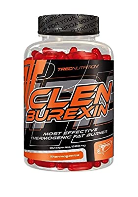 Trec Nutrition CLENBUREXIN Most Effective Thermogenic Fat Burner WEIGHT LOSS LEAN MUSCLE by TREC NUTRITION