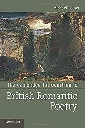 The Cambridge Introduction to British Romantic Poetry