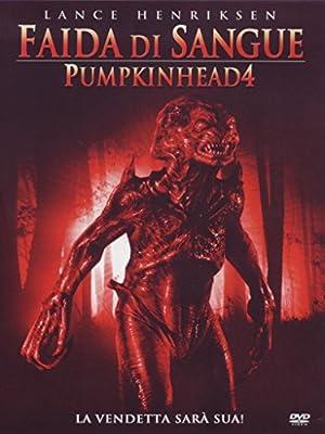 Faida di sangue - Pumpkinhead 4 [IT Import]