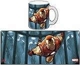 Semic Distribution - Smug027 - Ameublement Et Décoration - Mug Iron Man - Série 1 - Hall Of Armor