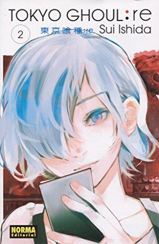 Tokyo Ghoul: re 2 por Sui Ishida