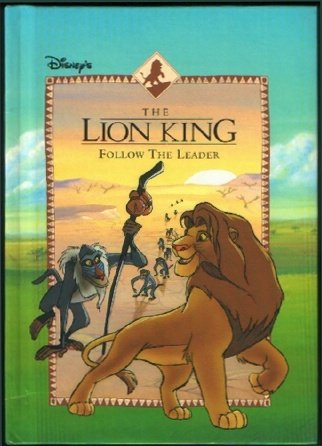 Follow the leader (Disney's the Lion King) by McBrier, Page (1994) Board book
