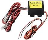 Dectane SJ-271-EW Dispositivo per accensione e spegnimento automatico luci diurne a LED