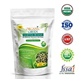 #4: Vokin Biotech Organic Green Coffee Beans 100gm (Pack of 1)