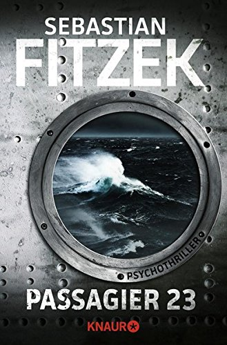 Buchcover Passagier 23: Psychothriller