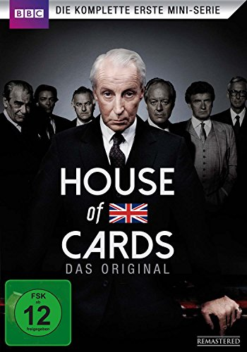 House of Cards - Die komplette erste Mini-Serie [2 DVDs]