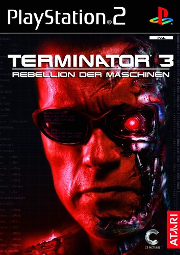 NAMCO BANDAI Partners Germany GmbH Terminator 3 - Rebellion der Maschinen