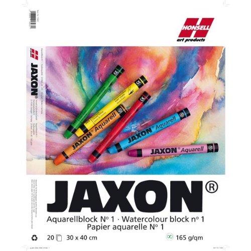 NEU JAXON Aquarellblock, 165g/qm, 30x40 cm [Haushaltswaren]