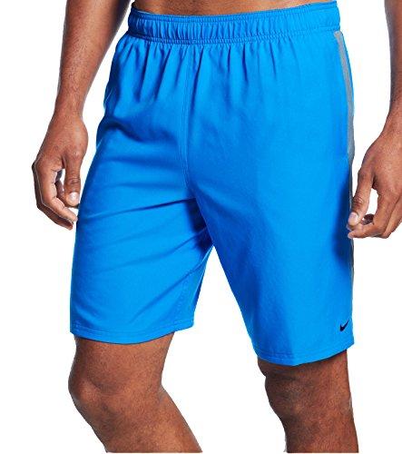 Nike Men's Core Pulse Dri-Fit Volley Shorts (X-Large, Photo Blue) - Dri-fit-core