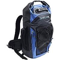DryCase Masonboro Outdoor 35 L Rucksack, Blau /Schwarz, 71.12 x 38.1 x 22.86 cm, 35 Liter