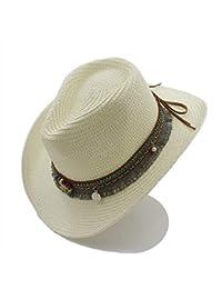 Sombrero Estilo Ha Sombrero Sombrero Mujer Outdoor Paja Sombrero Sombrero  Verano Sombrero Clásico Sombrero Sol Sombrero 78f921baa56