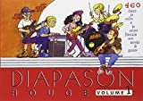 diapason rouge volume 1 carnet de 400 chants de vari?t? fran?aise et internationale avec accords de guitare