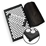 Best Back Pain Acupuncture Mats - Lotus Acupoint Acupressure Mat and Pillow Set Review