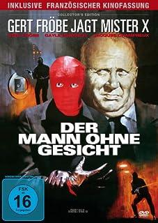 Der Mann ohne Gesicht - Gert Fröbe jagt Mister X [Collector's Edition]