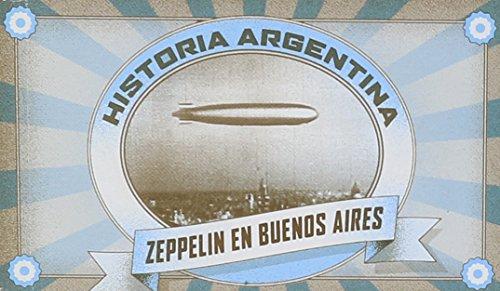 Descargar Libro Zeppelin en Buenos Aires de Vv.Aa
