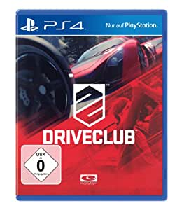 driveclub standard edition playstation 4 games. Black Bedroom Furniture Sets. Home Design Ideas