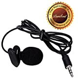 #4: Lambent Noise Cancelling 3.5mm Clip On Mini Microphone For All Smartphones