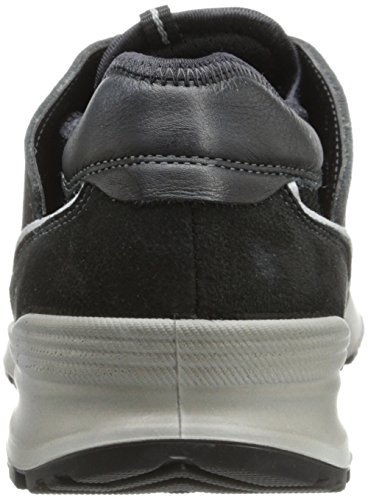 Ecco ECCO CS14 MEN'S Herren Sneakers Schwarz (BLACK/BLACK 51052)