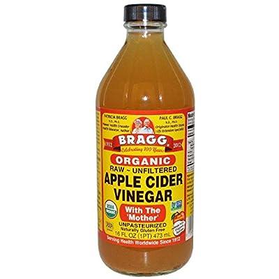 (2 Pack) - Bragg - Bragg Apple Cider Vinegar   473ml   2 PACK BUNDLE
