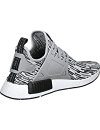check out f87f0 f2cd3 adidas Homme Chaussures   Baskets NMD XR1 Primeknit, Noir, 37 1 3 EU