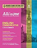All in One ENGLISH Communicative: Based on CBSE Publication Books- Main Course Book, Literature Reader and Workbook for Class 10