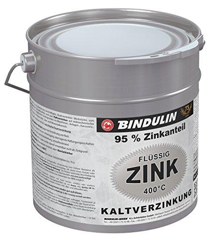 Flüssig-Zink 2,5 Liter Eimer Farbe: silber -