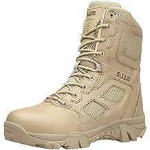 Zapatillas de Hombre de BaZhaHei Botas Militares y cómodas Botas Zapatos de Hombre Antideslizantes Resistentes al