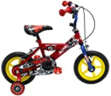 Best Bikes For Kids - Sonic Kap-Pow Boys Bike, 12 inch - Red/Blue Review