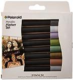 Polaroid Vivaci Pennarelli Metallici per Progetti su Carta Fotografica da 5x7,5 cm (Snap, Zip, Z2300) - Pacco da 10