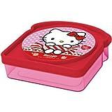 Hello Kitty. Creatore del panino di plastica. senza BPA.