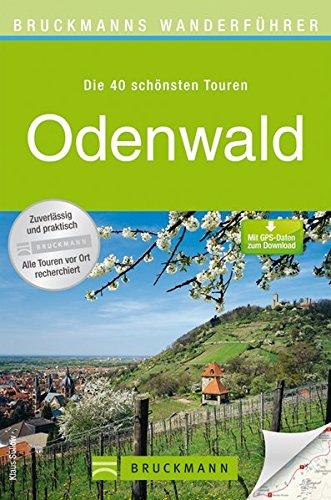 1197f17284763f Bruckmanns Wanderführer Odenwald. Infos zu den Nutzungsrechten.  Bezeichnung