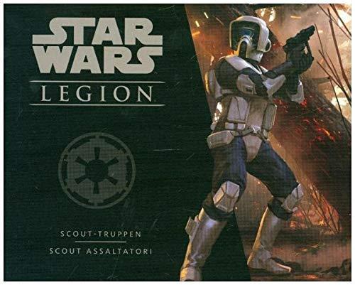 Star Wars: Legion - Scout-Truppen (deutsche Ausgabe)