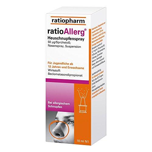 RatioAllerg Heuschnupfens 10 ml