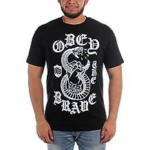 Obey The Brave - Herren Spitting Venom T-Shirt