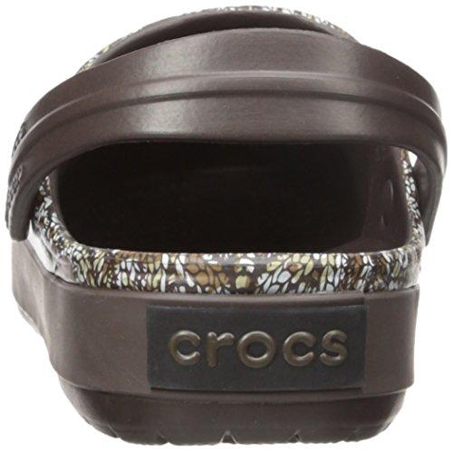 Mule Zopfmuster Crocs Crocs Crocband Clog Unisex Zopfmuster Espresso Unisex Crocband aPZ8wUwq