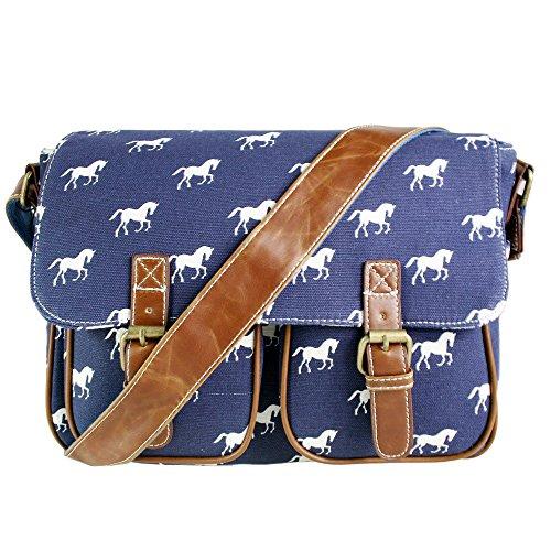 miss-lulu-womens-canvas-satchel-bag-horse-navy