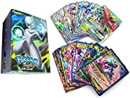 KP111 100-Piece Pokemon EX GX MEGA Trainer Energy Cards