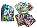 100 Pcs Pokemon EX GX MEGA Trainer Energy Cards KP111