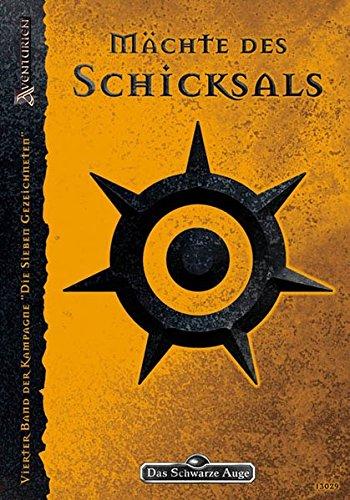 dsa die sieben gezeichneten Die Sieben Gezeichneten / Mächte des Schicksals: Die Sieben Gezeichneten 4 (SG 4)