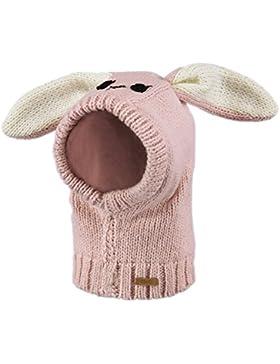 Barts Unisex Kids knit Hooded Cria Hood Peony