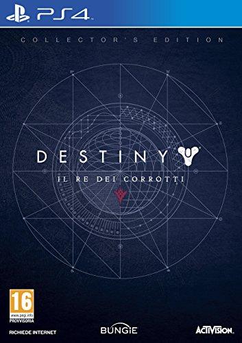 Destiny: Il Re dei Corrotti - Collector's Edition - PlayStation 4