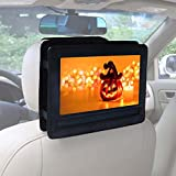 Zhiyi Car Headrest Mount Holder Case for APEMAN 10.5�� Portable DVD Players with Swivel & Flip Screen
