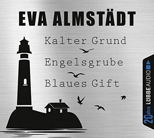 Kalter Grund / Engelsgrube / Blaues Gift: Pia Korittkis erste drei Fälle. Jubiläumsausgabe. (Kommissarin Pia Korittki, Band 1)
