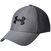 Under Armour Men's Men's Baseball Cap Ua Blitzing 3.0 Breathable Cap for Men