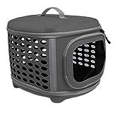 Transportin plegable Yatek para perros y gatos lavable recomendado para mascotas de hasta...